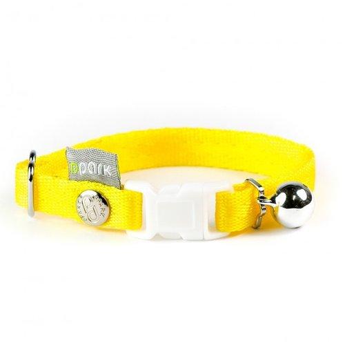 PPark - 入門款-貓項圈/黃色/單一尺寸