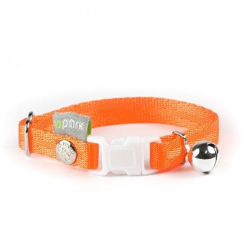 PPark - 入門款-貓項圈/橘色/單一尺寸