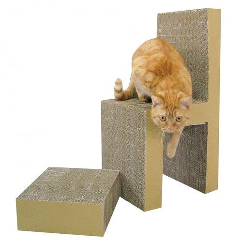 PPark -寵物遊戲家具組-H+I/貓抓板/貓咪舒壓