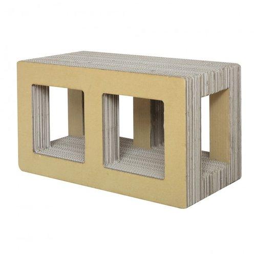 PPark -寵物遊戲家具組-M/貓抓板/貓咪舒壓