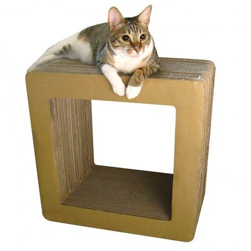 PPark -寵物遊戲家具組-C+D/貓抓板/貓咪舒壓