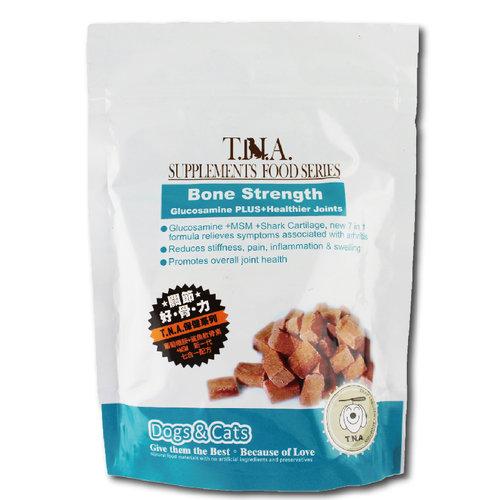 T.N.A.悠遊保健 關節好骨力 全效關節保健強化營養錠 80錠 狗保健 寵物營養錠 健骨