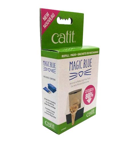 CATIT 2.0 氨摩尼亞吸附劑(6入補充包) 貓砂 貓沙 貓砂盆 除臭 氣味清潔 阿摩尼亞