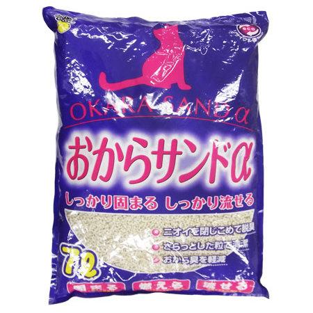 日本 Super Cat 超級貓 阿爾法 7L 貓砂 與 韋民豆腐砂 同原廠 貓沙 貓砂盆 豆腐貓砂