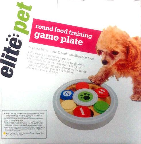 elite pet 狗狗轉盤覓食摩天輪 狗益智玩具 狗遊戲 寵物玩具 寵物益智遊戲