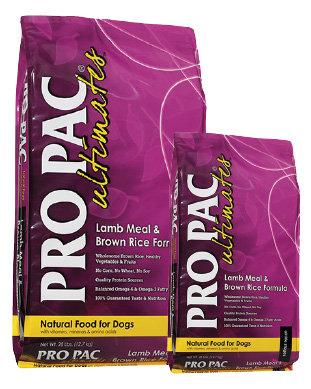 美國柏克PRO PAC天然糧-成犬(羊肉+糙米+蘋果)28LB/PK-0023成犬飼料/狗飼料/犬糧/狗狗天然糧