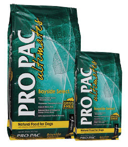 美國柏克PRO PAC無穀糧-全齡犬(白鮭+鷹嘴豆+蘋果)5LB/PK-0112灣岸深海無榖鮮魚/成犬飼料/全犬糧