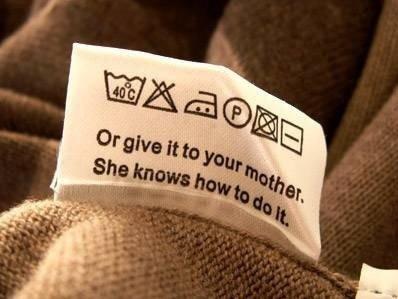 衣服洗標學問大,想要衣服乾淨又穿得久,搞懂洗衣符號超重要